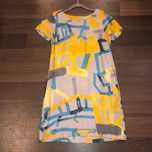See by Chloe multicolored dress